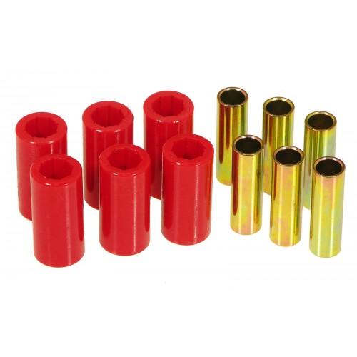 Kit silent blocs de paquet de lames de suspension AV ou AR