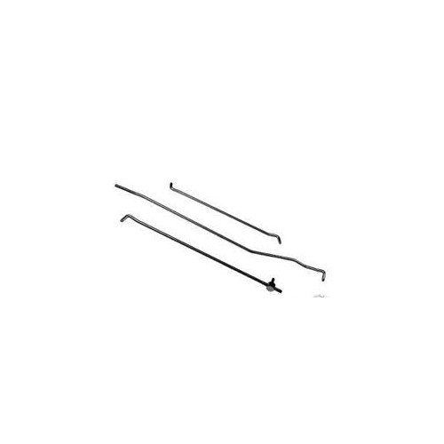 Tringlerie / kit de tige de fermeture de porte gauche