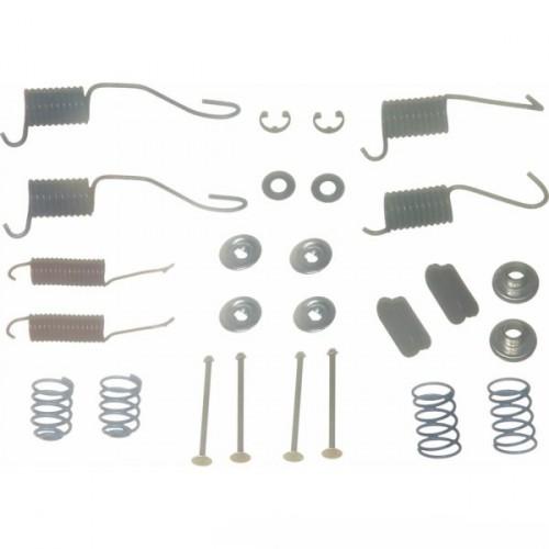 Kit de ressorts pour frein à tambour arrière ( droit et gauche )