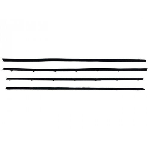 Kit lèches-vitre avant droit, gauche, intérieur et extérieur