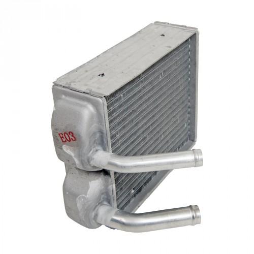 Radiateur de chauffage aluminium pour Corvette avec climatisation