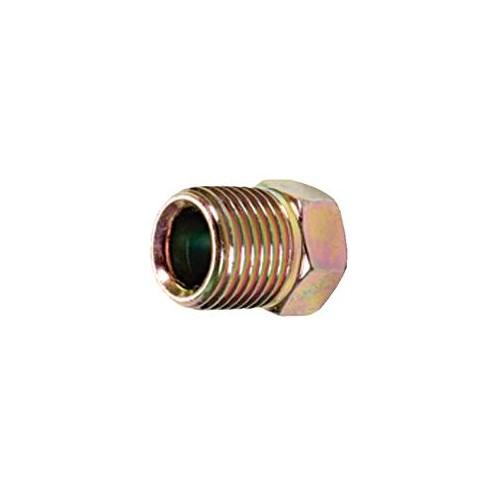 Embout / raccord de tuyaux de frein rigide