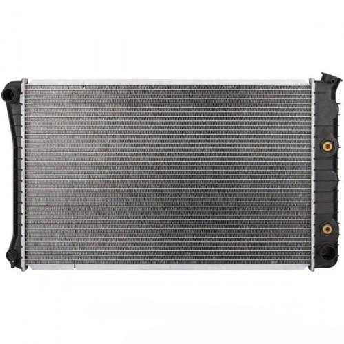 Radiateur moteur aluminium pour PONTIAC Firebird (Tous moteurs, tous modèles)