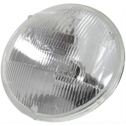 Ampoule / lampe de phare étanche halogène 2 broches