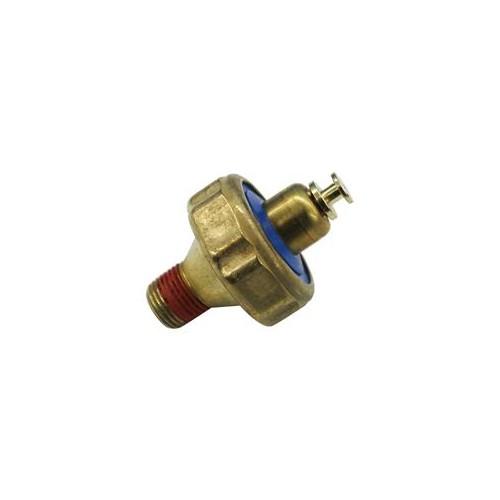 Sonde / contacteur de pression d'huile pour véhicule avec indicateur à voyant