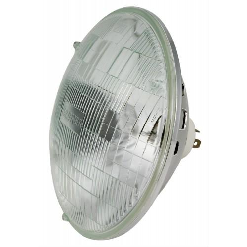 Ampoule / lampe de phare étanche halogène 12V / 3 broches