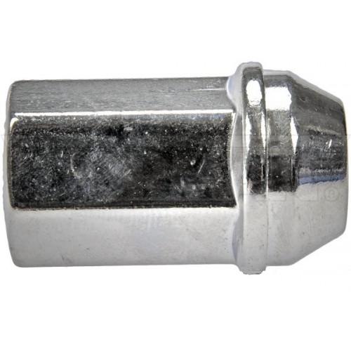 "Goujon de roue 7/16"" 20 RH en aluminium chromé"