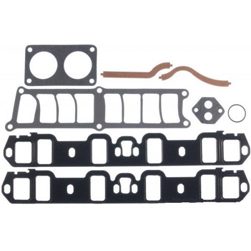 Pochette de joints de pipe d'admission pour moteur Chevrolet V8 350 LTI