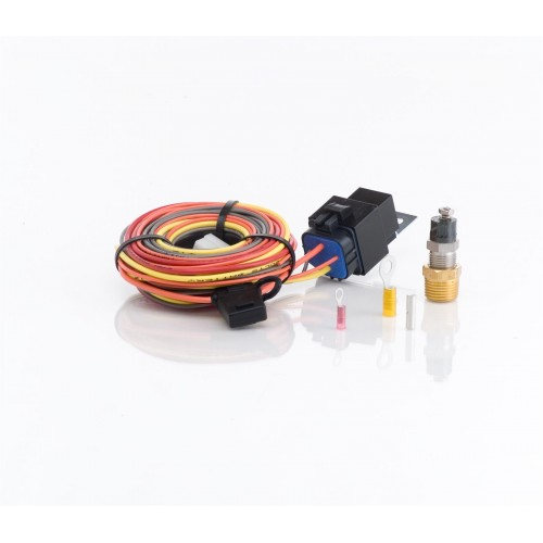 Kit installation pour ventilateur électrique de radiateur