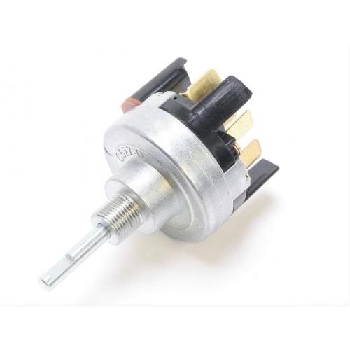 Commande / interrupteur / bouton d'essuie glace 2 vitesses avec contacteur de lave glace